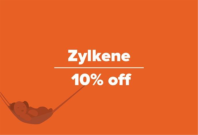 10% off Zylkene
